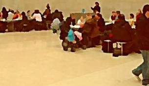 British Museum Great Court Cafeteria amended